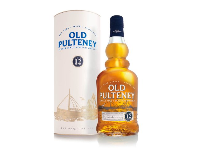 Whisky Old Pulteney 12 let 40%